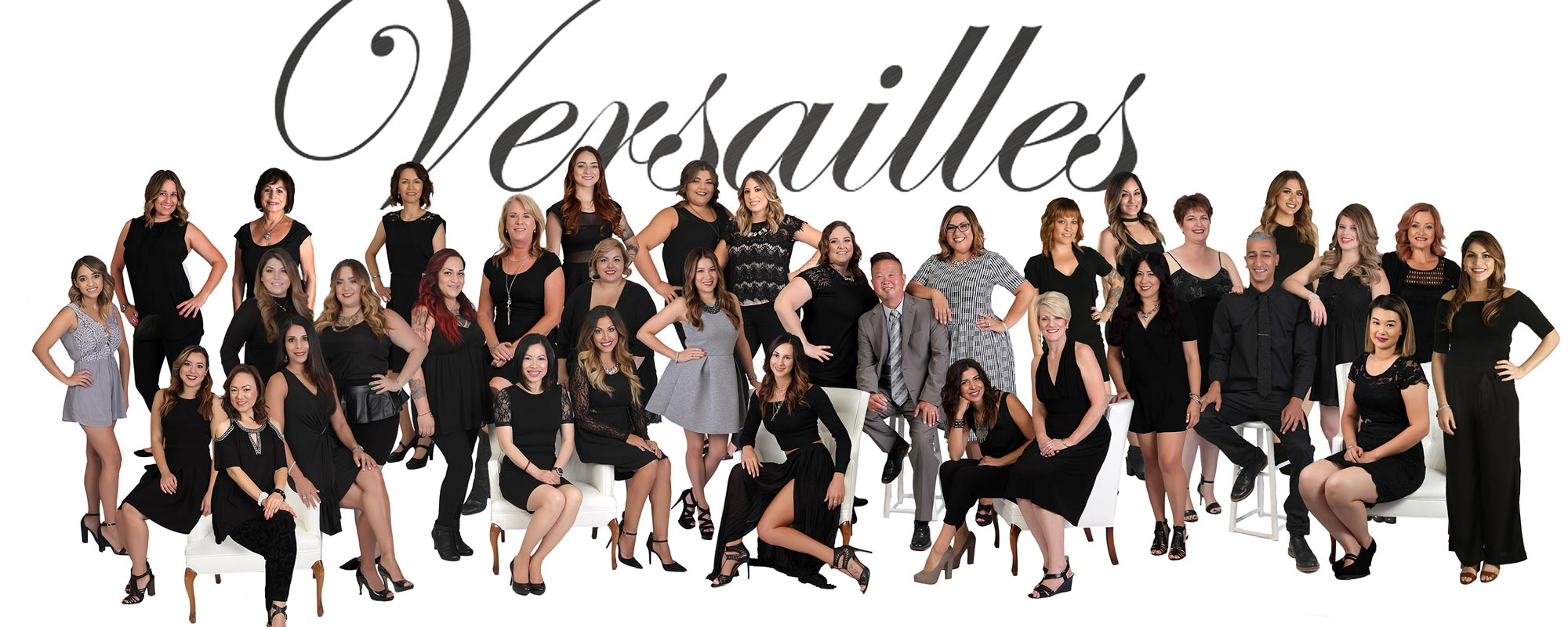 Versailles Salon and Spa Group